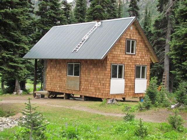 Recreation sites and trails bc for Pemberton cabins