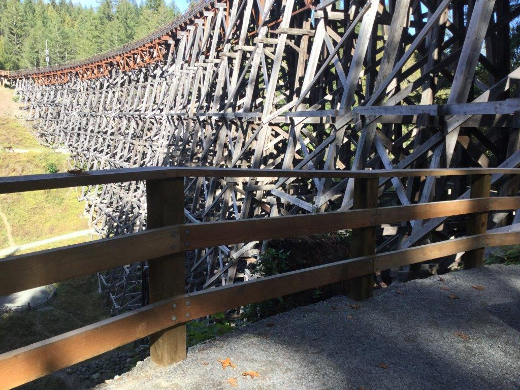 Kinsol Trestle Trail