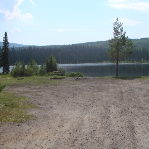 St.  Marie Lake West