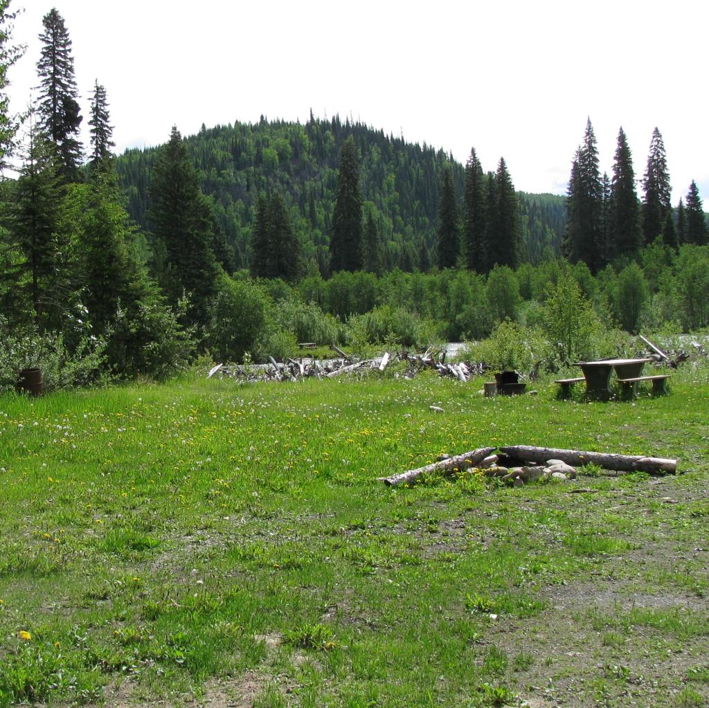 Haggen Creek