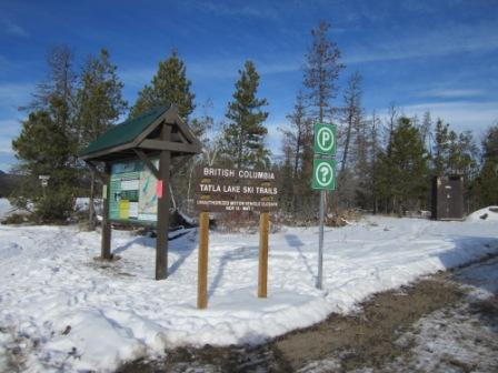 Tatla Lake Ski Trails