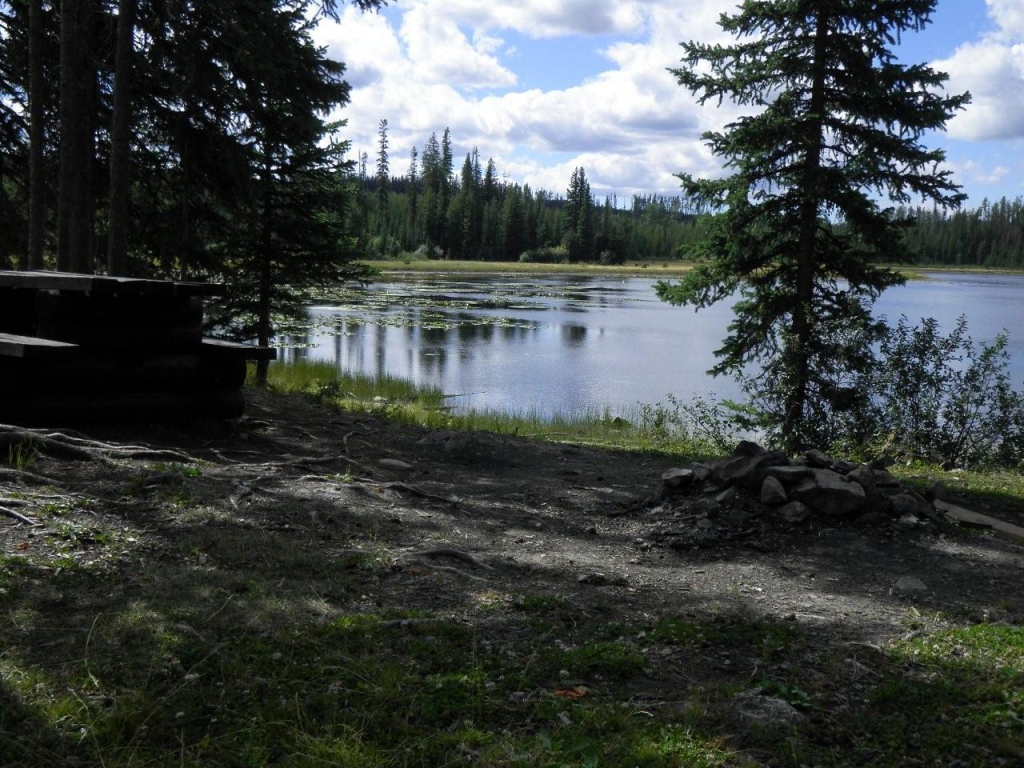 Goat Mtn. Lake