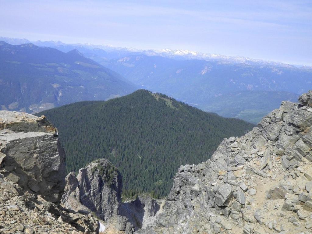 Joss Mountain Lookout