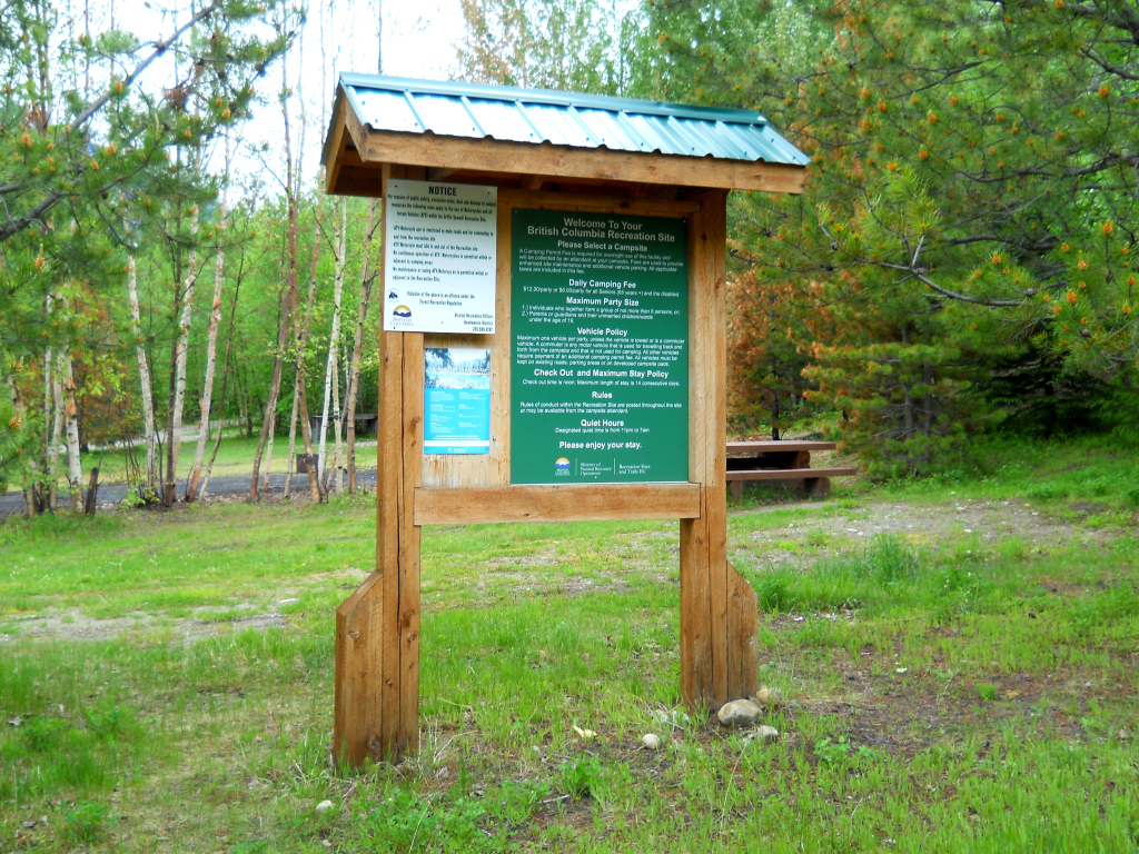 Griffin Sawmill Recreation Site