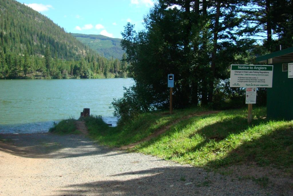 Chain Lake West