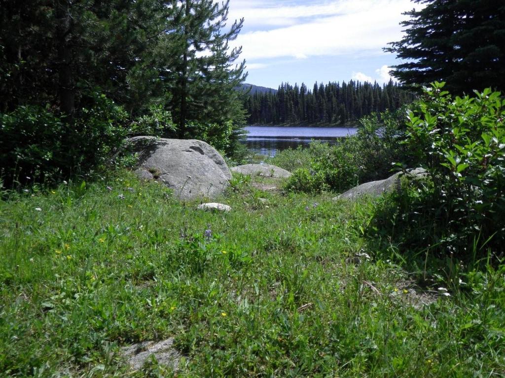 Nickel Plate Lake