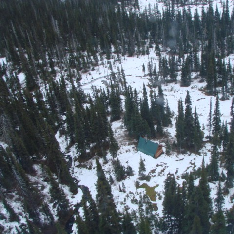 Farm Cabin (Mcgregor Wilderness Society)
