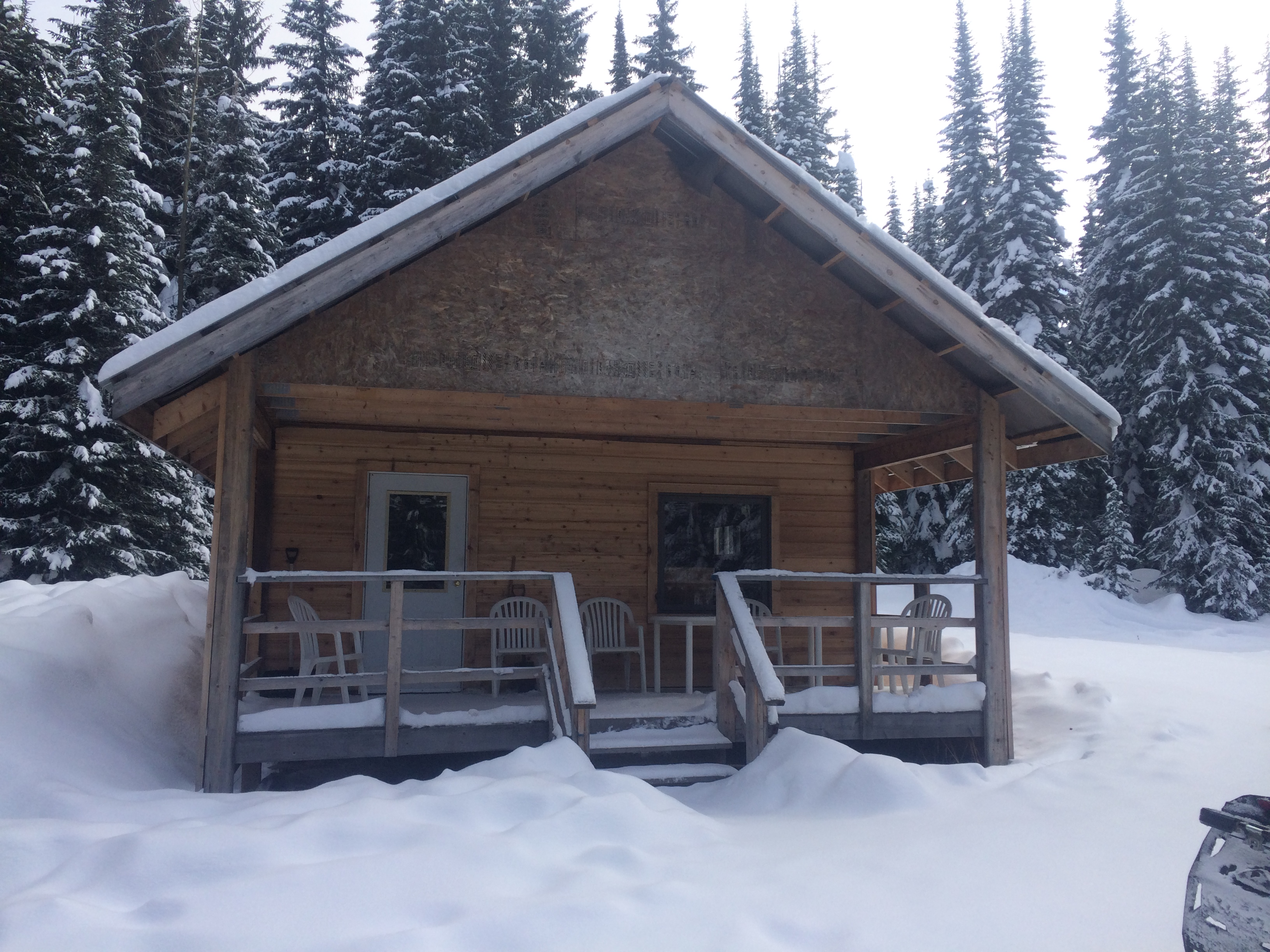 Armstrong Chalet