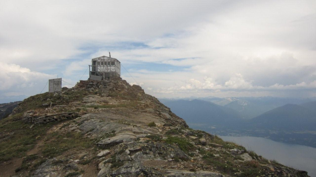 Saddle Mountian Fire Lookout