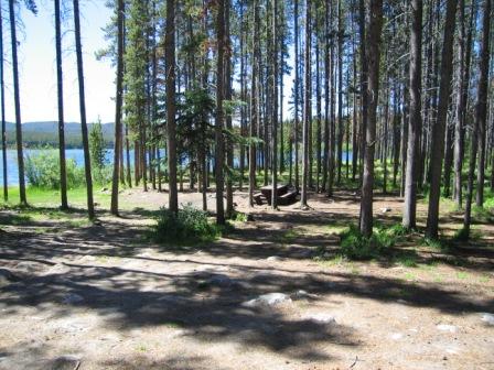 Big Ok Lake (Island Lake)