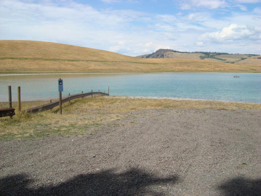 Lundbom Lake East
