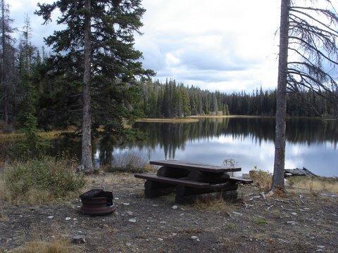 Antler Lake