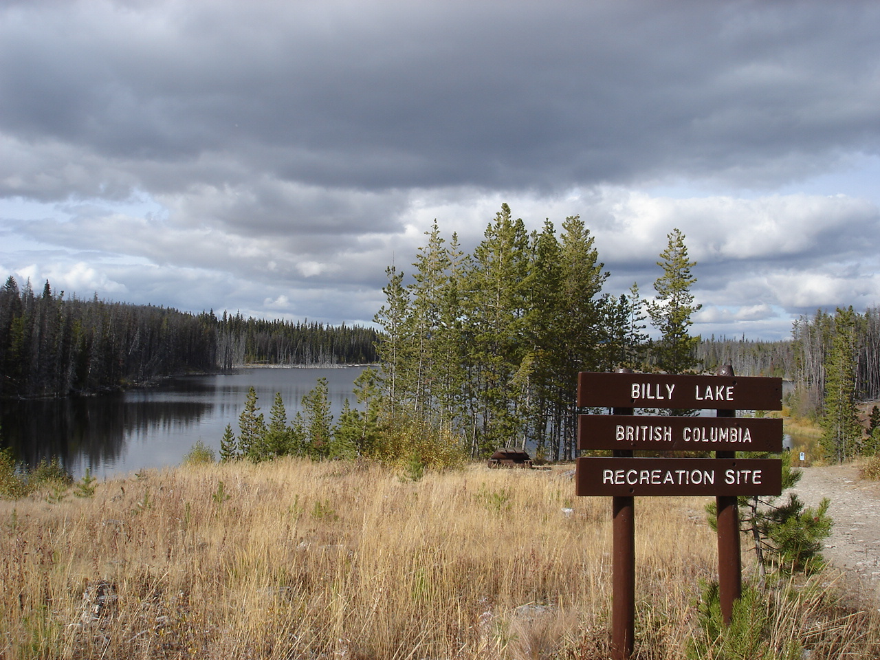 Billy Lake