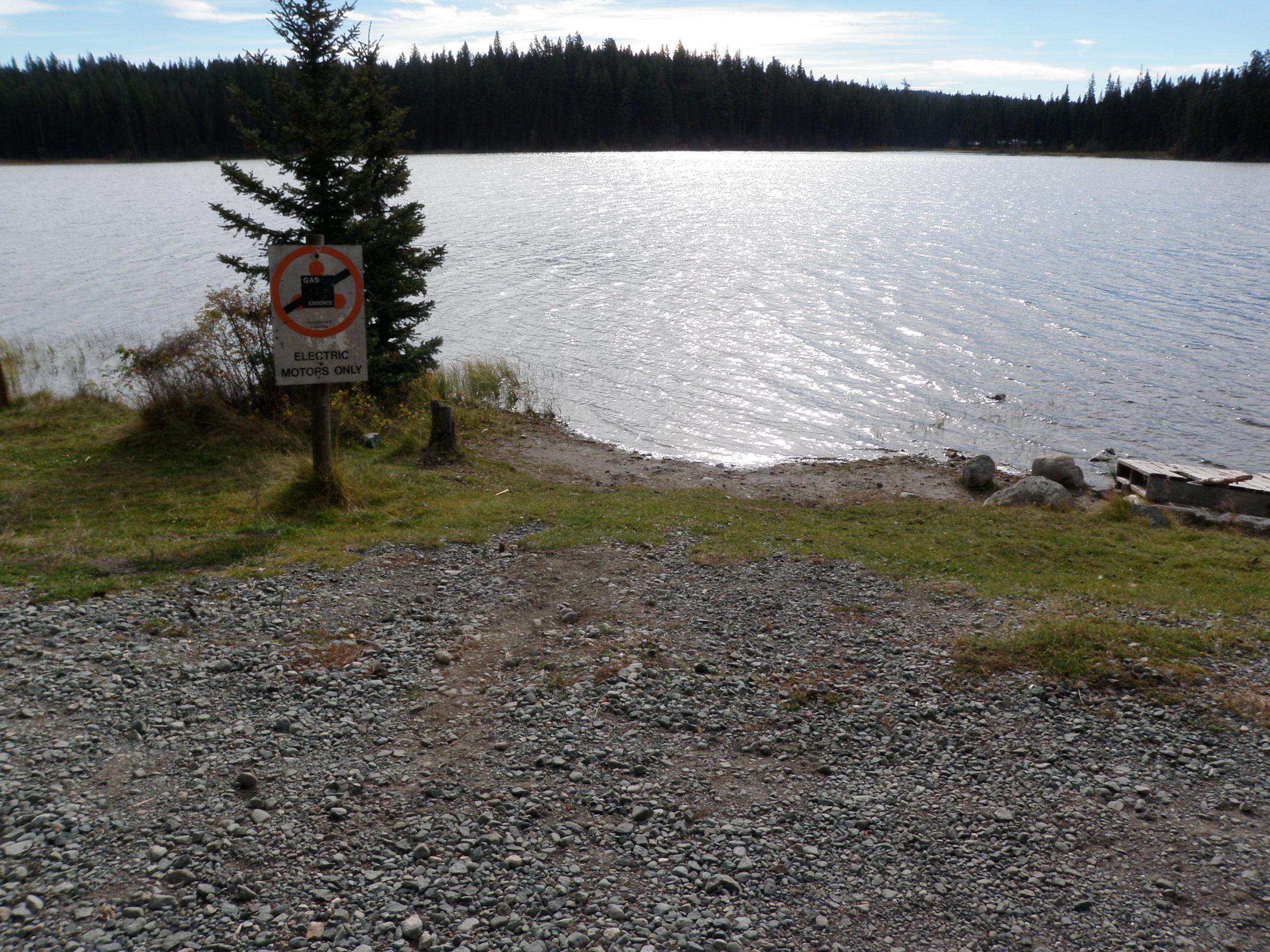 Glimpse Lake North