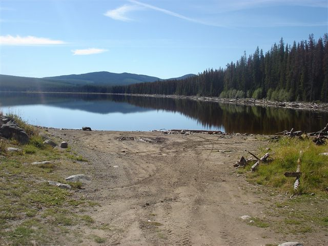 Reservoir Lake