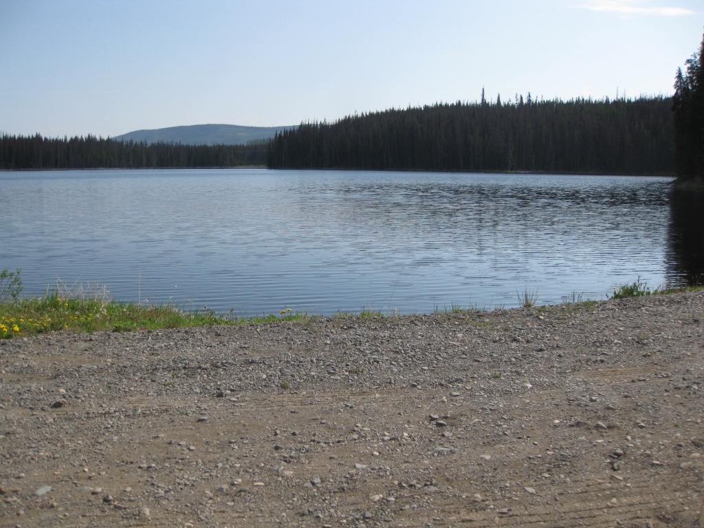 Helmer Lake