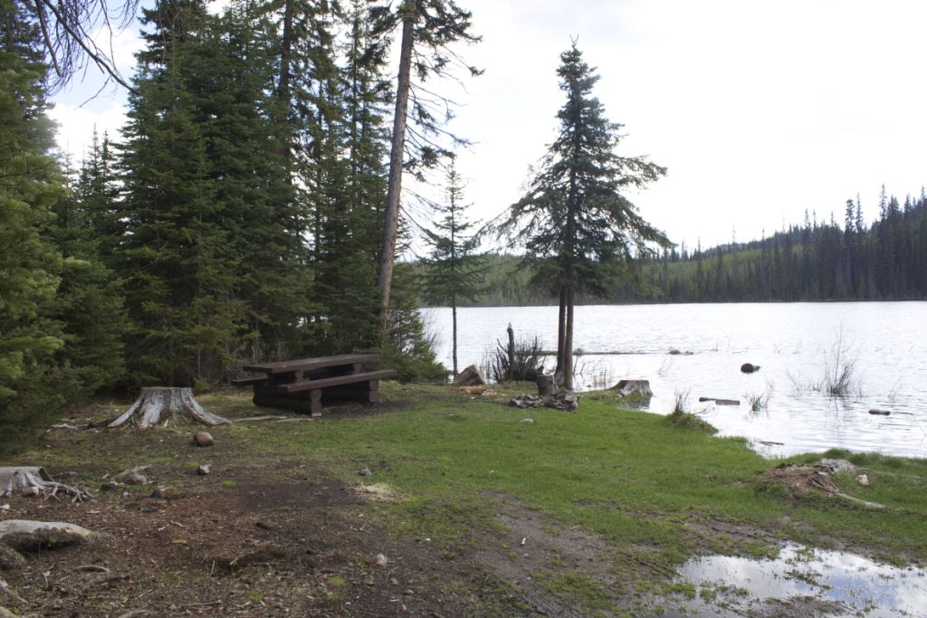 Windfall Lake