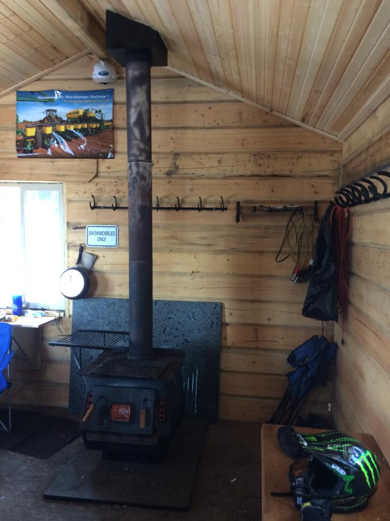 Buck Hills Emergancy Shelter