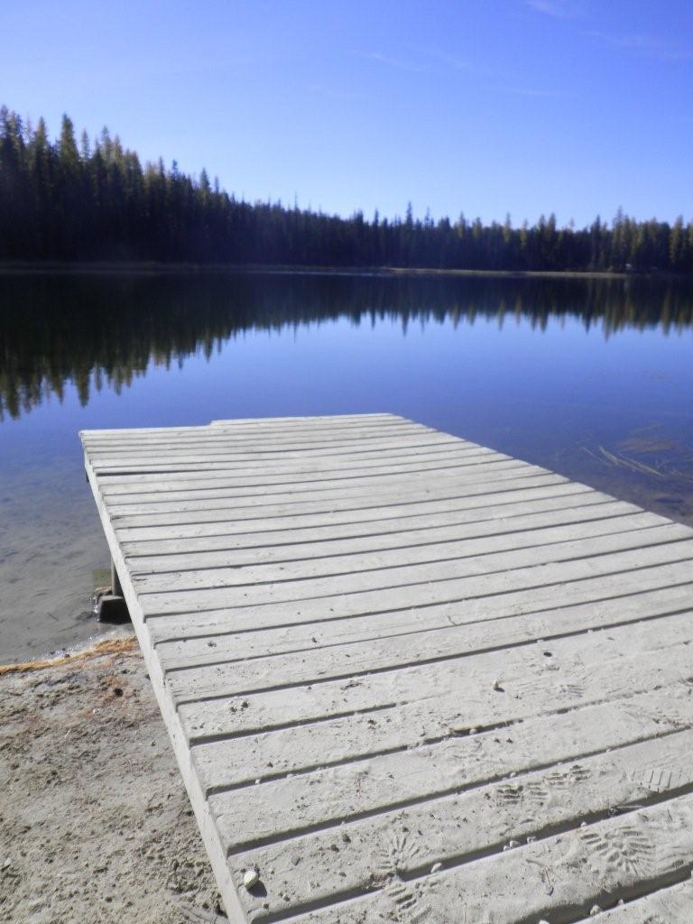 Idleback Lake