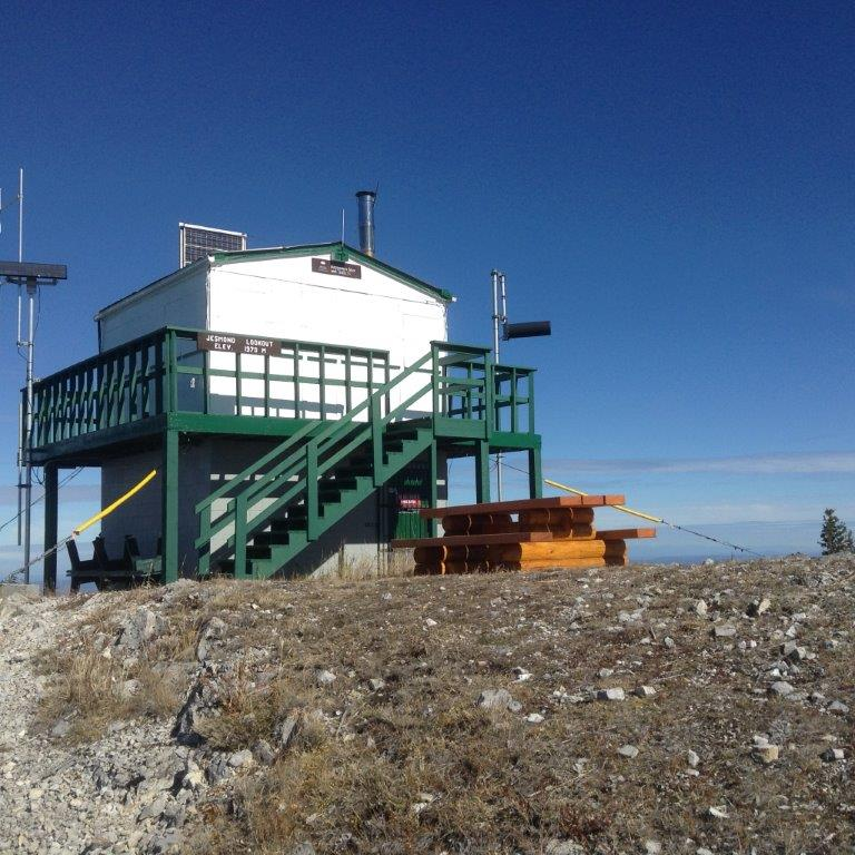 Jesmond Fire Lookout