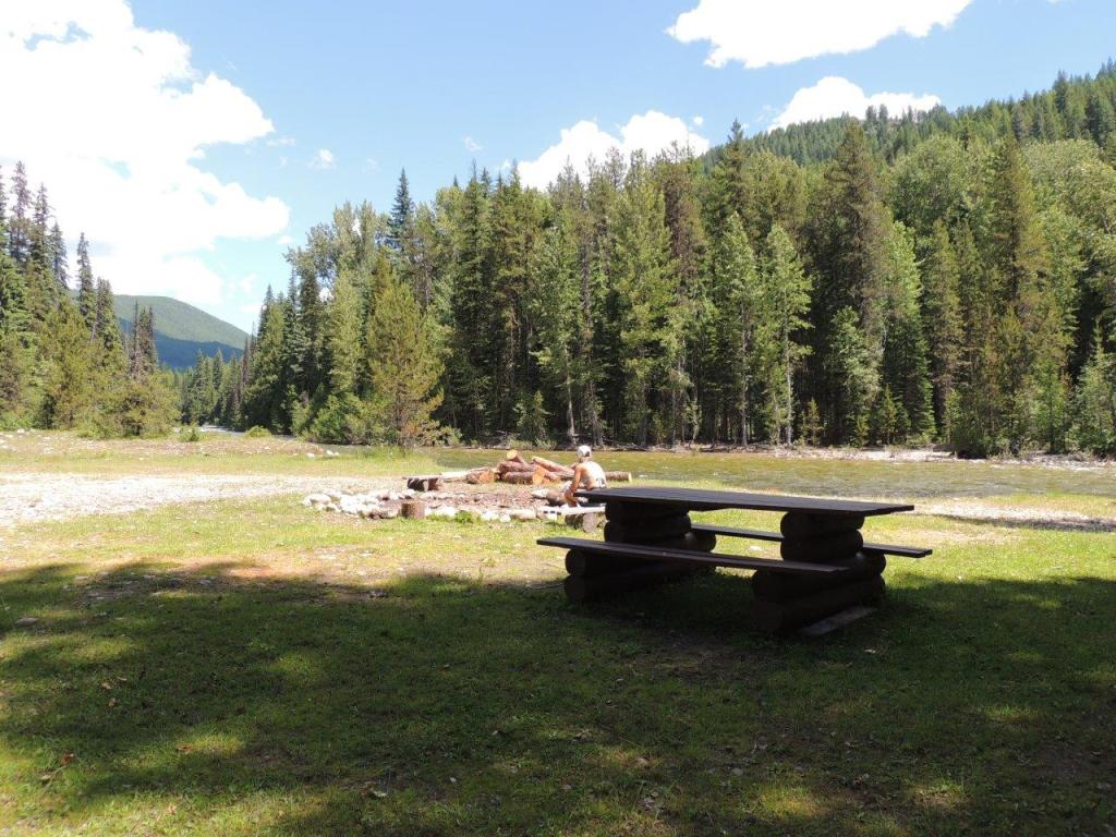 Howe Creek