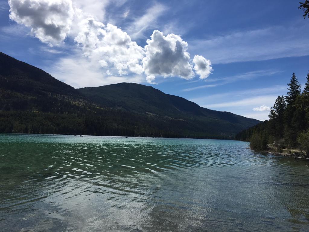Whitetail Lake
