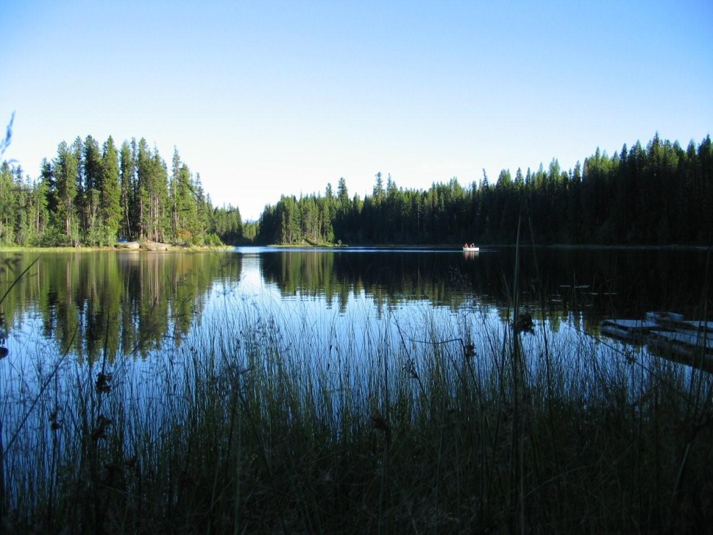 Cup Lake