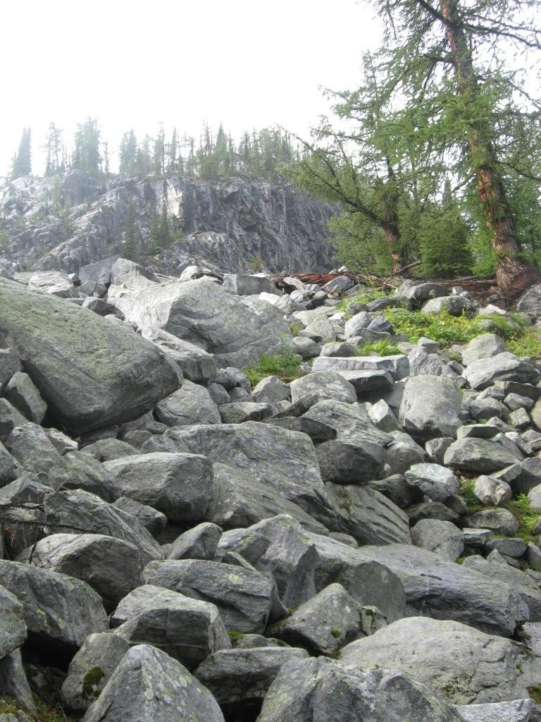 Jumbo Pass Trail (Cabin)