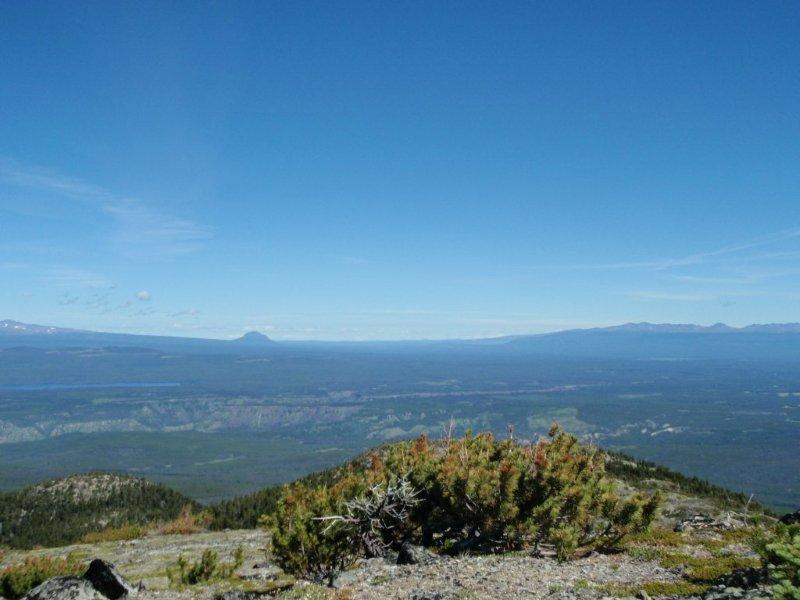 Kappan Mountain Lookout Trail