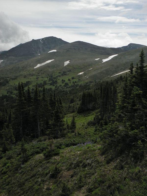 Butler Peak Trail