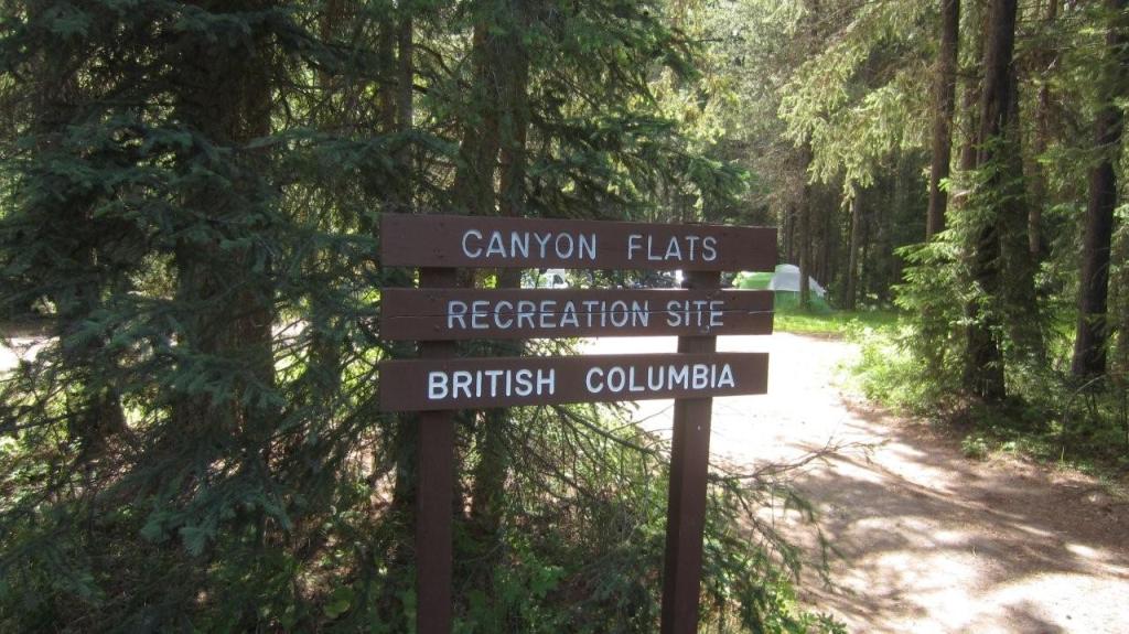 Canyon Flats