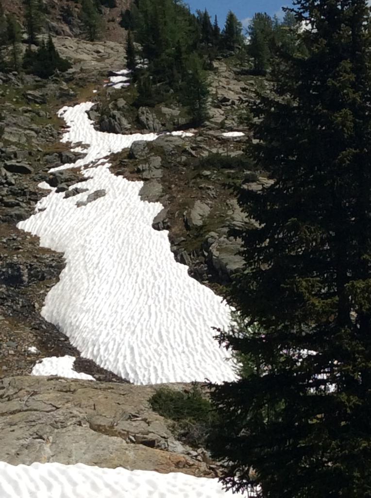 Pyramid Creek Trail