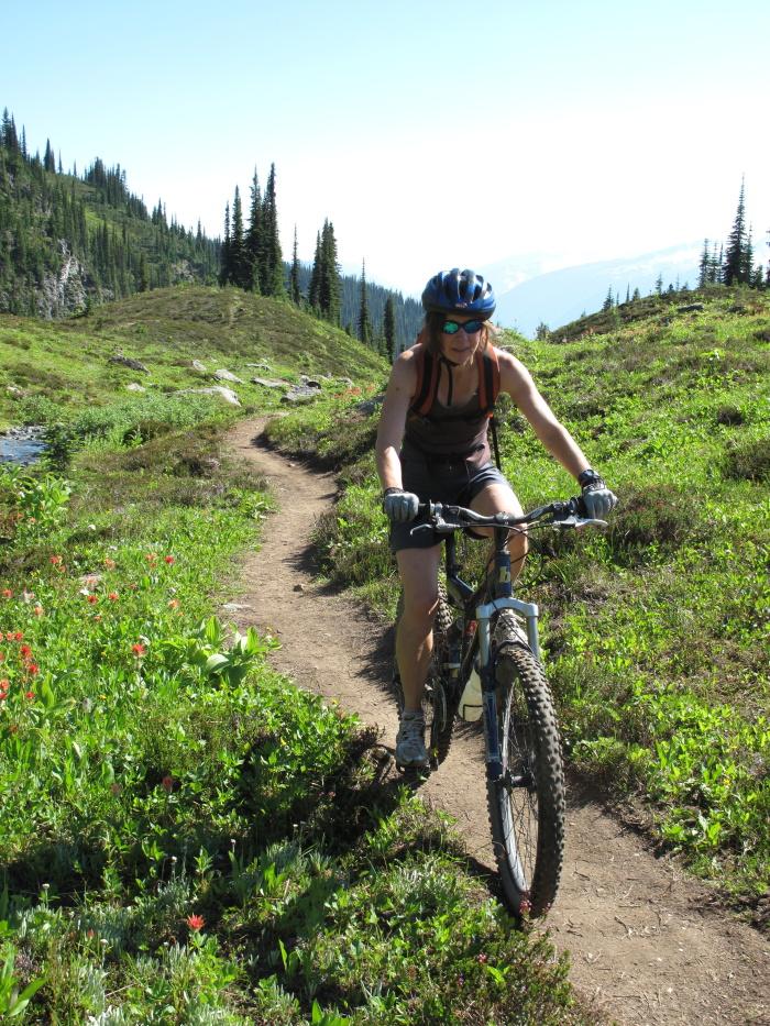 Keystone Standard Basin Trail