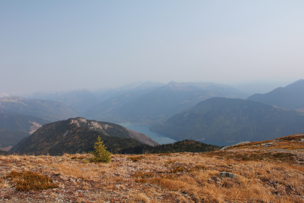 Sproat Mountain Lookout Trail