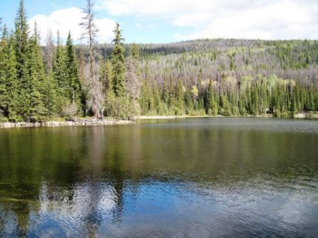 Bonaparte Lake