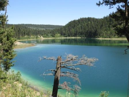 Blue Lake West