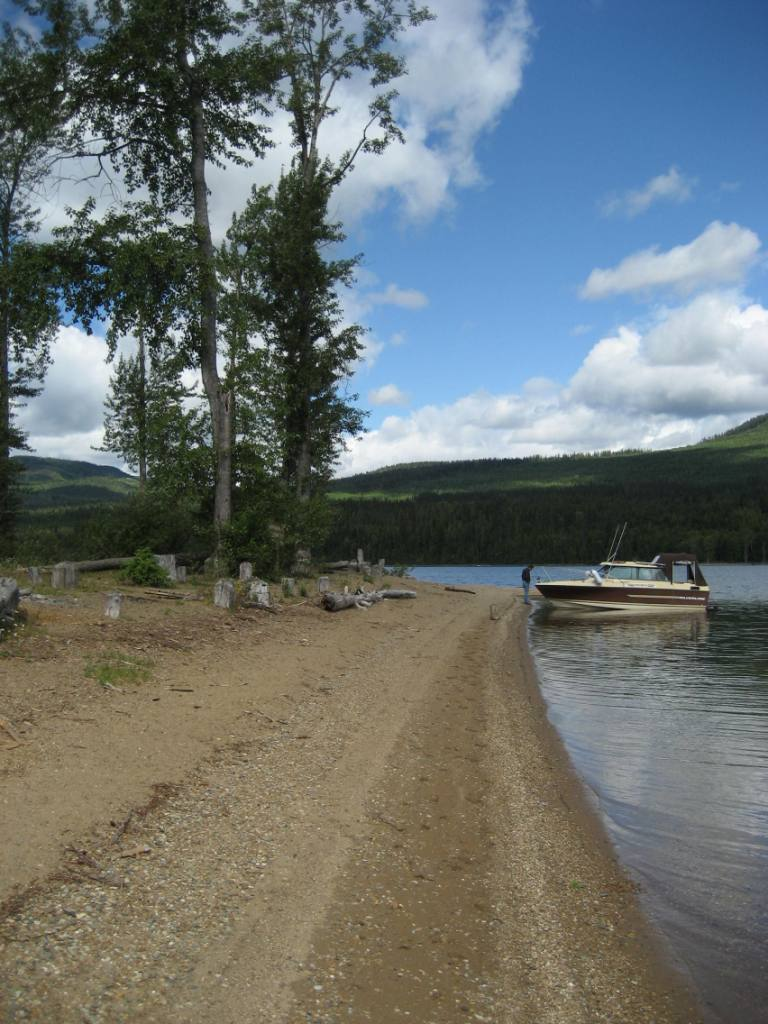 Cariboo Island North