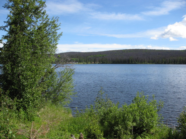 Fishpot Lake South