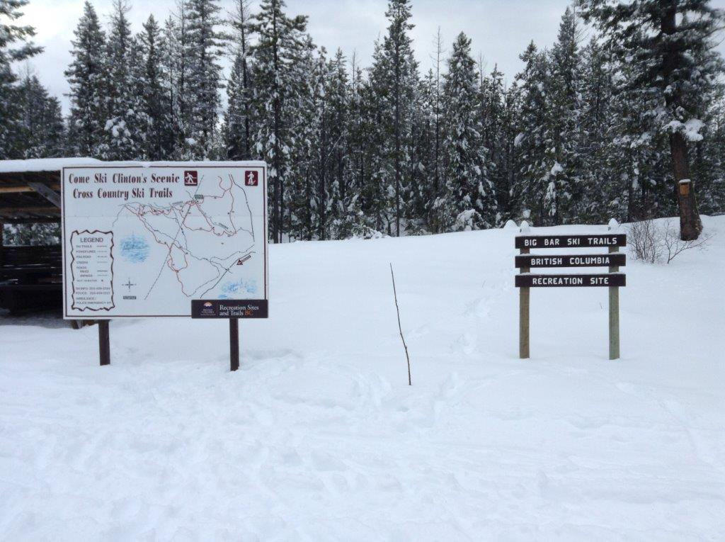Big Bar Cross Country Ski Trails