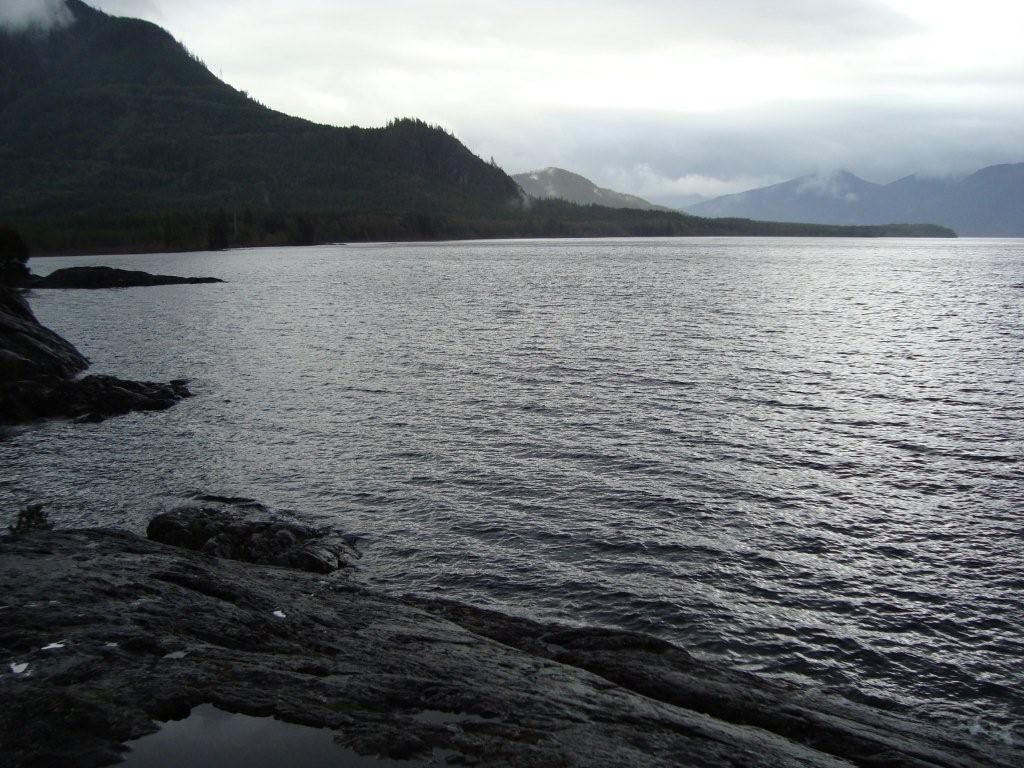 Clayoquot Arm Beach