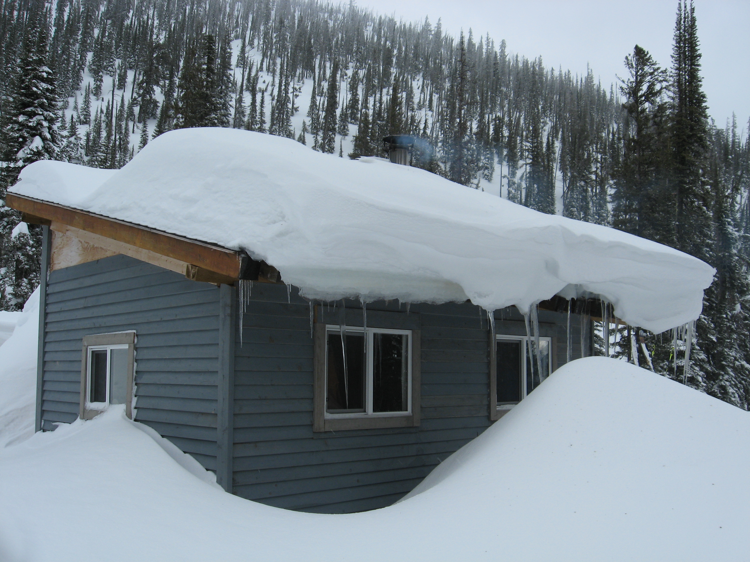 Tunnel Creek Hut