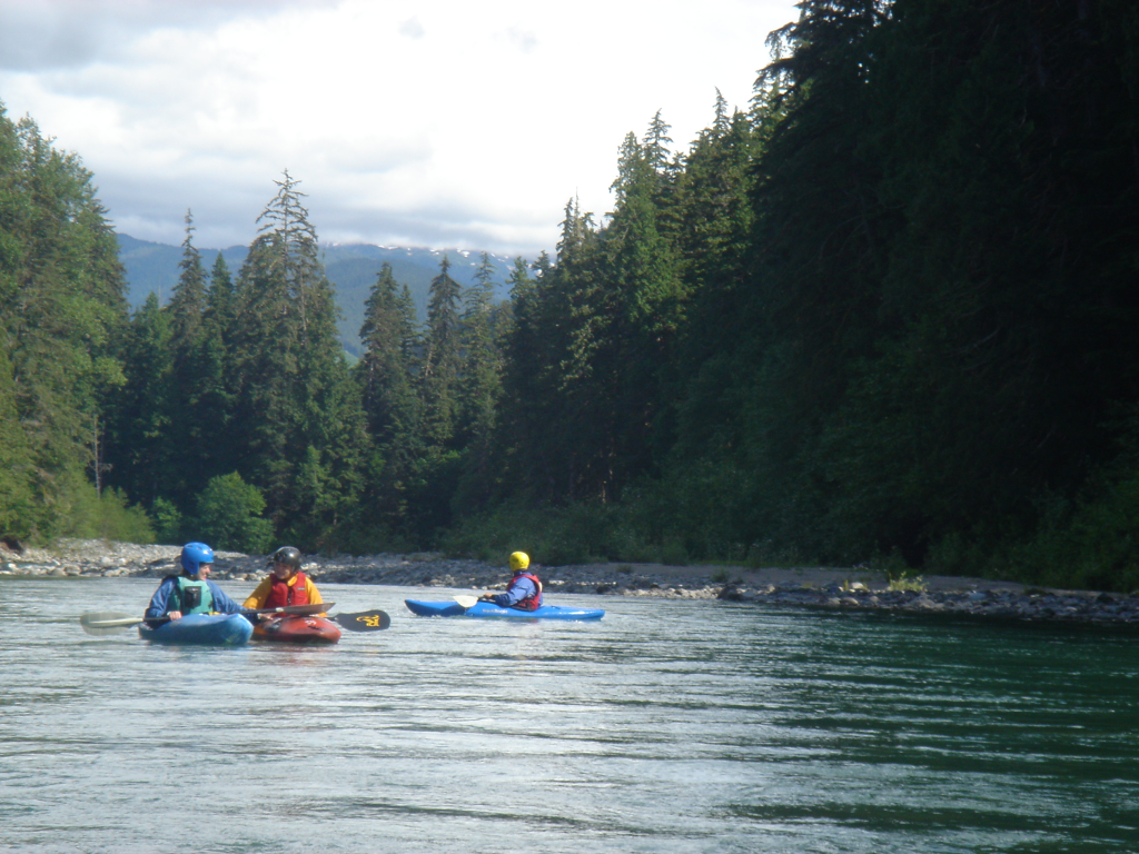 Upper Kitimat River