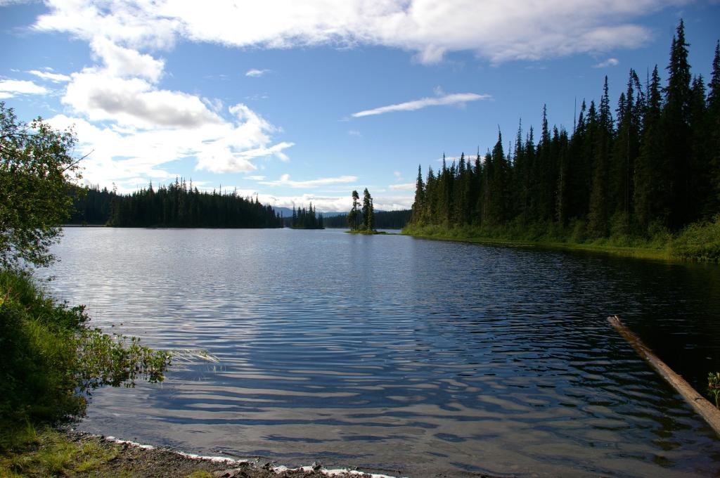 Jigsaw Lake