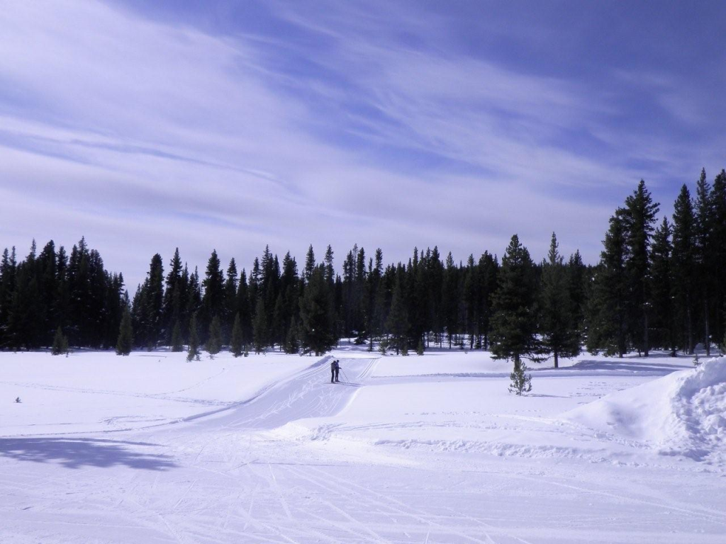 Nickel Plate X/C Ski Trails
