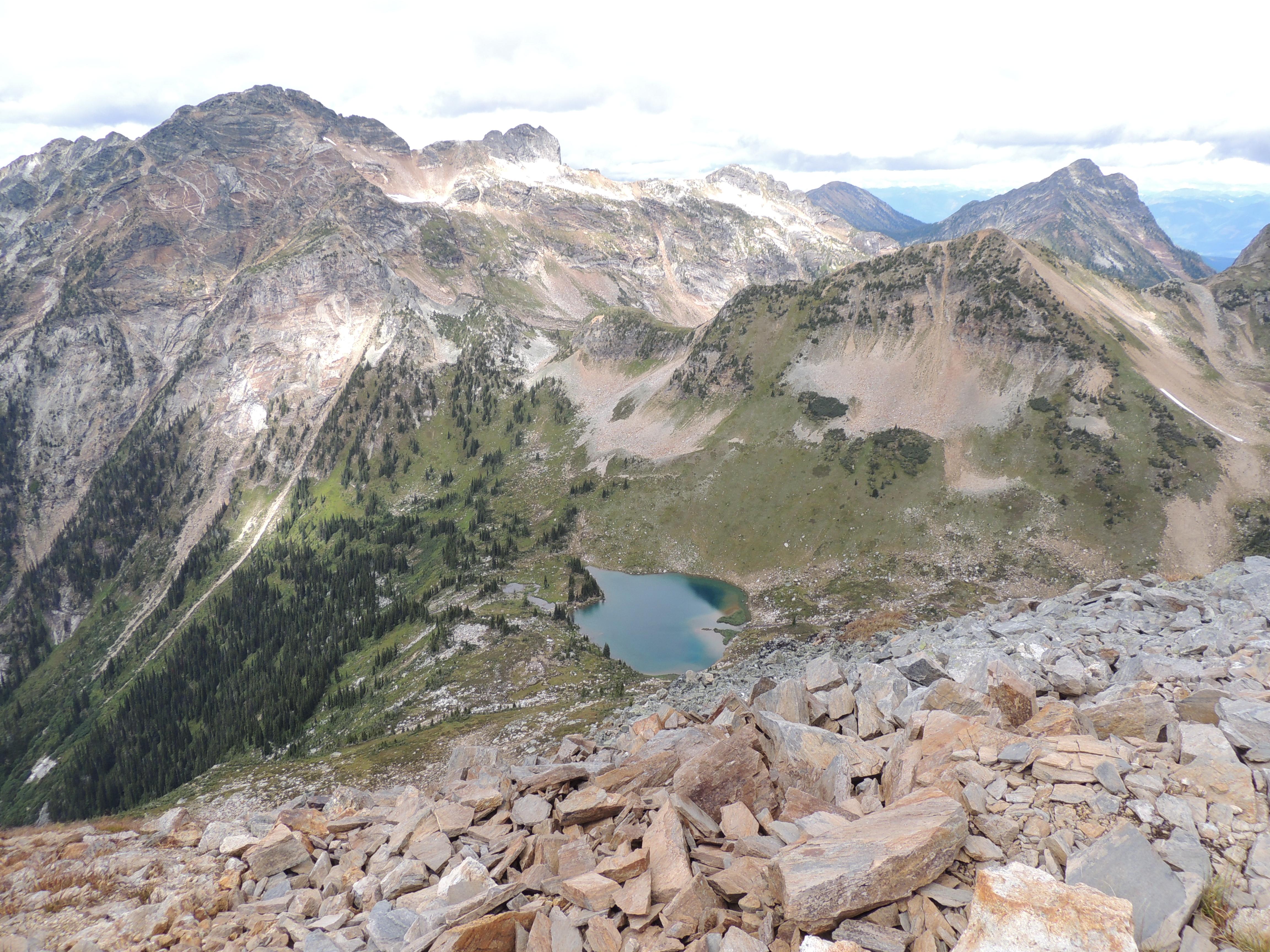 Pinnacle Lake