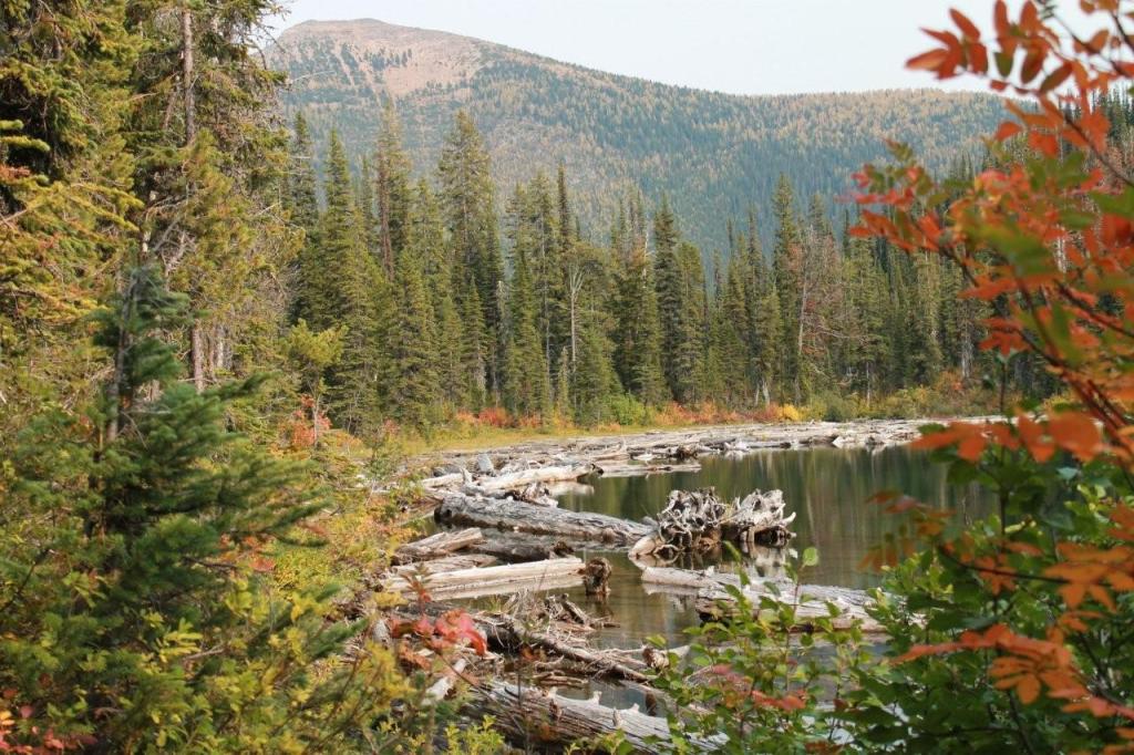 Hourglass Lake Trail