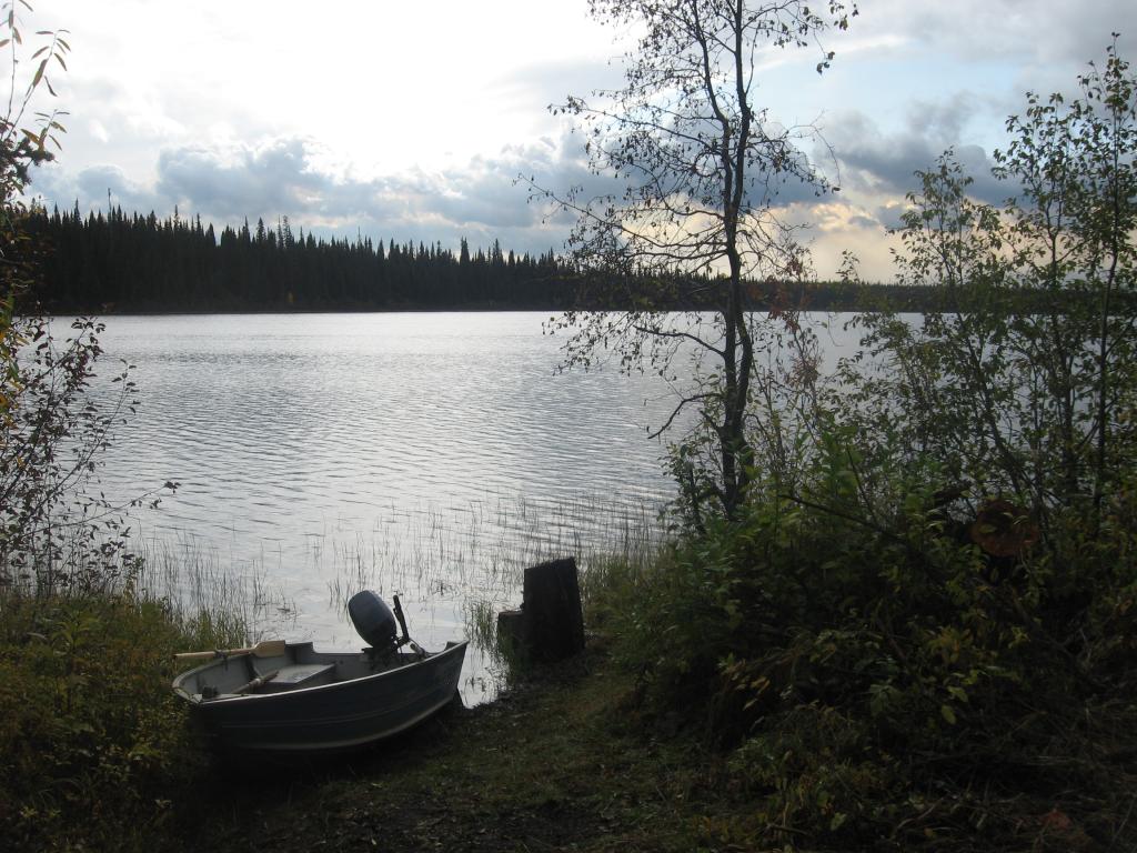 Torkelson Lake