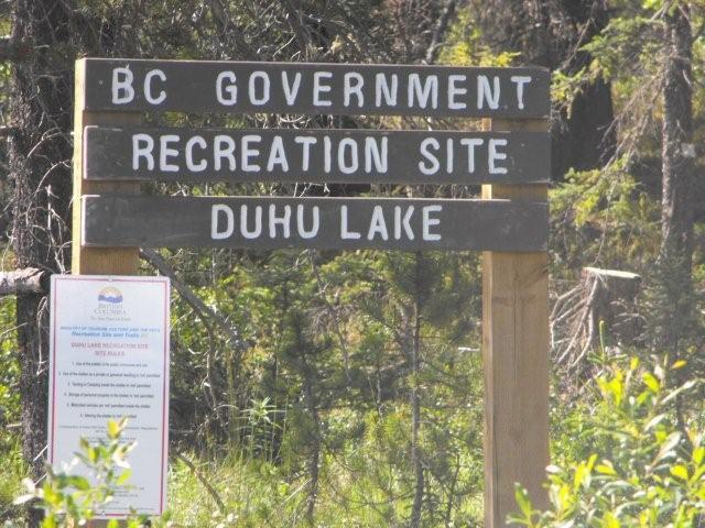 Duhu Lake