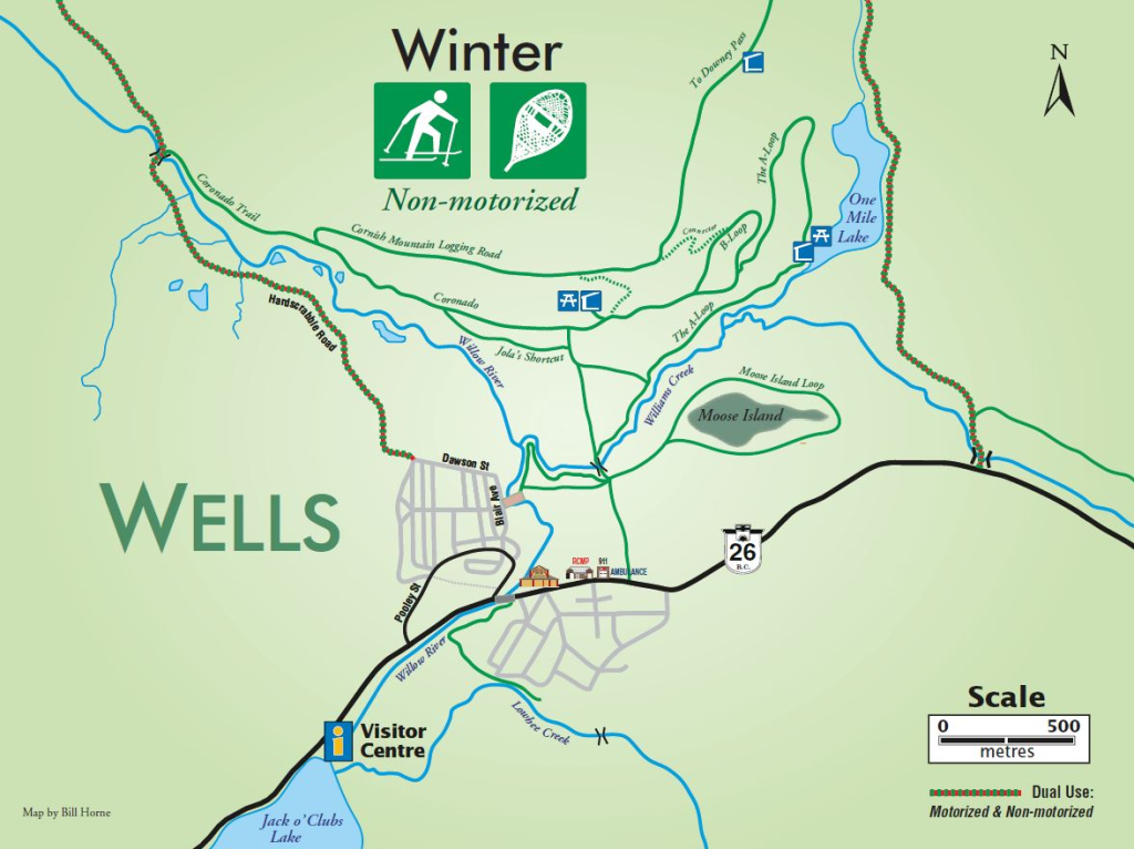 Cornish X-Country Ski Trails