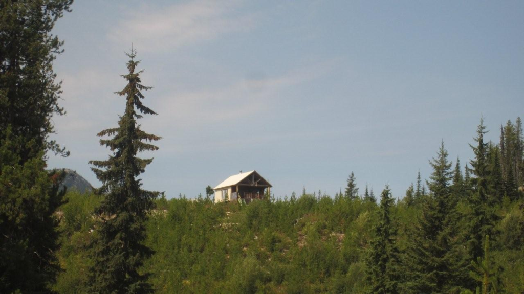 Walker Creek Cabin